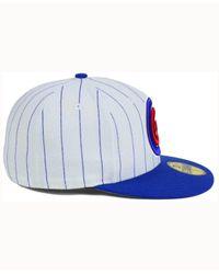 KTZ - Blue Home Field 59fifty Cap for Men - Lyst