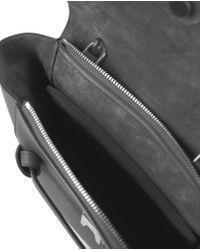 Céline Gray Nano Belt Shoulder Bag
