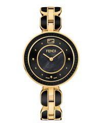 Fendi Metallic My Way Watch