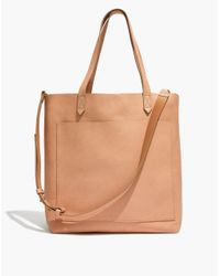 Madewell Natural The Medium Transport Tote