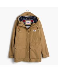Madewell   Multicolor X Penfield® Kasson Parka In Tan   Lyst