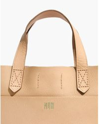 Madewell Natural The Small Transport Crossbody