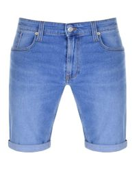 Tommy Hilfiger Blue Ronnie Shorts for men