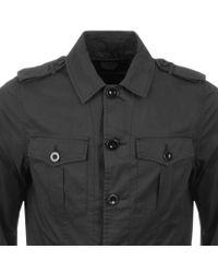 Pretty Green - Gray Alpha Jacket Grey for Men - Lyst