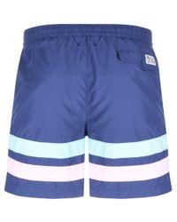 Ralph Lauren Traveller Swim Shorts Blue for men