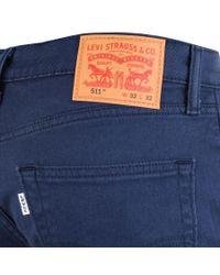Levi's 511 Slim Fit Jeans Blue for men