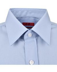 HUGO By Boss Elisha 01 Shirt Blue for men