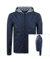 Pyrenex Blue Hendrick Jacket Navy for men