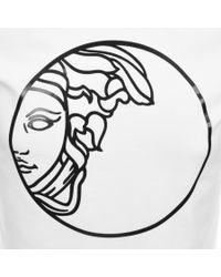 Versace - Medusa T Shirt White for Men - Lyst