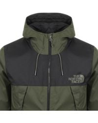 The North Face Mountain Q Jacket Green for men