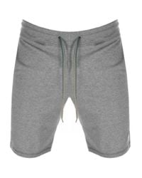 Paul Smith Gray Ps By Jersey Shorts Grey for men