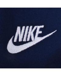 Nike Logo Vest T Shirt Blue for men