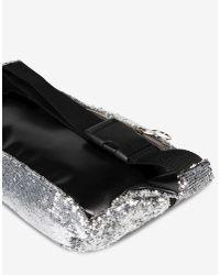MM6 by Maison Martin Margiela Black Bum Bag