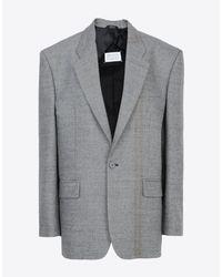 Maison Margiela Gray Smoking Jacket