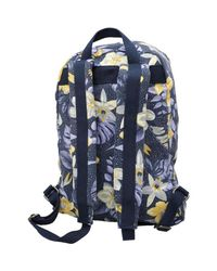 Animal Blue Burst Backpack Multicolour