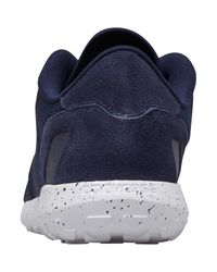 Converse Blue Thunderbolt Ultra Ox Sneakers Dunkelnavy