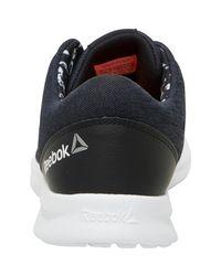 Reebok Dmx Lite Prime Walking Shoes Black/white/coal