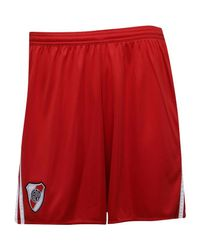 Adidas Carp River Plate Away Shorts Power Red/white for men
