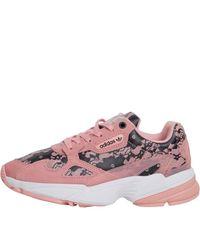 Baskets Falcon Rose Adidas Originals en coloris Pink