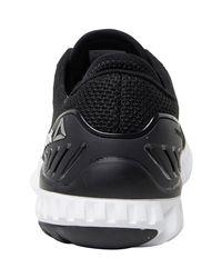 Reebok Twistform 3.0 Neutral Running Shoes Black/white/pewter for men