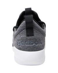 Reebok Skycush Casual Trainers Black/grey