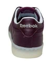 Reebok Purple Trainers - Pacific