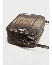 Violeta by Mango - Brown Handbag Mch - Lyst