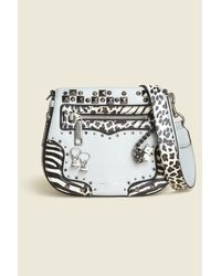 Marc Jacobs - Multicolor Animal Mashup Small Nomad - Lyst