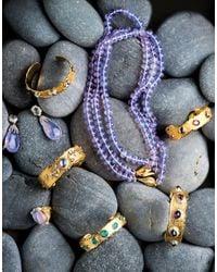 Victor Velyan - Multicolor Moon Quartz Beaded Necklace - Lyst