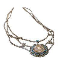 Sevan Biçakci | Metallic Birds In Flight Diamond Necklace | Lyst