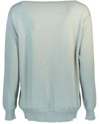 Brunello Cucinelli Green Basic Pullover