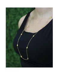 Yossi Harari Multicolor Roxanne Mini Wrap Necklace