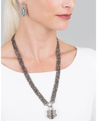 Sevan Biçakci - Multicolor Diamond Earrings - Lyst