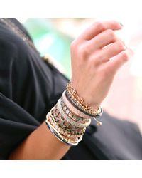 Irene Neuwirth | Cabochon Green Tourmaline Bracelet | Lyst