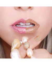 Jordan Alexander - Pink Pearl And Diamond Bead Bracelet - Lyst