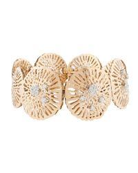 Federica Rettore Multicolor Gorgonia Diamond Bracelet