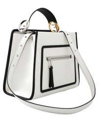 Fendi - Multicolor Sfilata Small Shopping Bag - Lyst