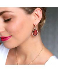 Irene Neuwirth - Pink Watermelon Tourmaline And Diamond Earrings - Lyst