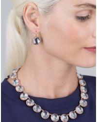 Larkspur & Hawk | Multicolor Olivia Button Earrings | Lyst