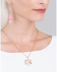 Irene Neuwirth - Red Rhodocrosite Drop Earrings - Lyst