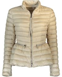 Moncler Natural Agate Fitted Jacket