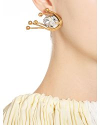 Marni - Multicolor Runway Clip-on Earrings In Metal - Lyst