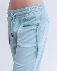 Marrakech - Blue Cabo Cropped Jogger - Lyst