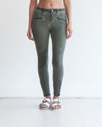 Marrakech | Green Jagger Motorcycle Legging | Lyst