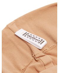Wolford - Natural Pure 10 Tights - Lyst