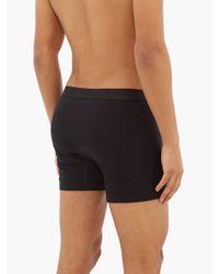 メンズ Comme des Garçons Comme Des Garçons Shirt コットン ボクサーパンツ Black