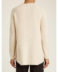 Sportmax - White Fasto Sweater - Lyst