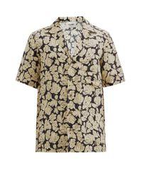 メンズ Nanushka ヴェンチ フローラル クレープシャツ Multicolor