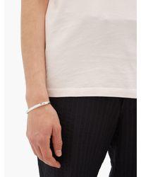 メンズ Maison Margiela 4ステッチ コットンtシャツ Multicolor
