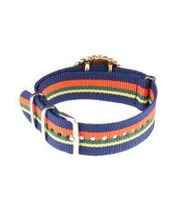 Gabriele Frantzen Blue Watch Candy Bracelet